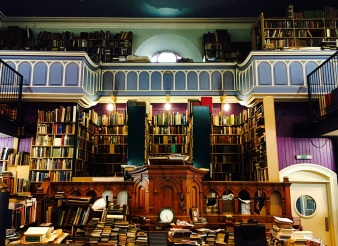 Leakey's Book Store, Inverness, Scotland